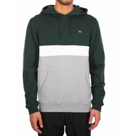 Iriedaily Court Hoody - hunter