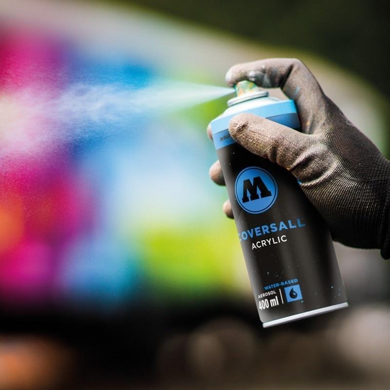 Molotow COVERSALL  Acrylic 400ml Sprühdose