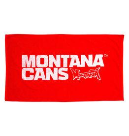 Montana BEACH TOWEL rot