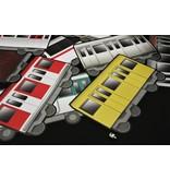 Underpressure Train Set A4 12 pcs Sticker