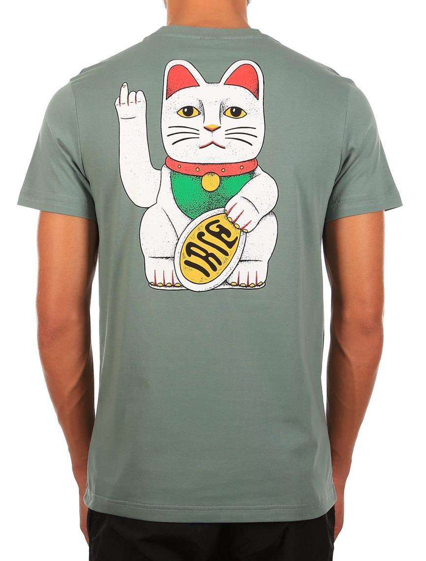 Iriedaily Bye Bye Cat Tee
