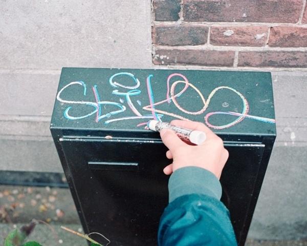Hand Mixed Marker - Lima