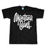 Montana Black T-Shirt TAG BY SHAPIRO - black