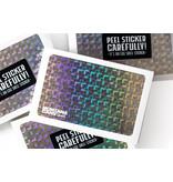 Montana Cans 3D Hologram Egg Shell Sticker