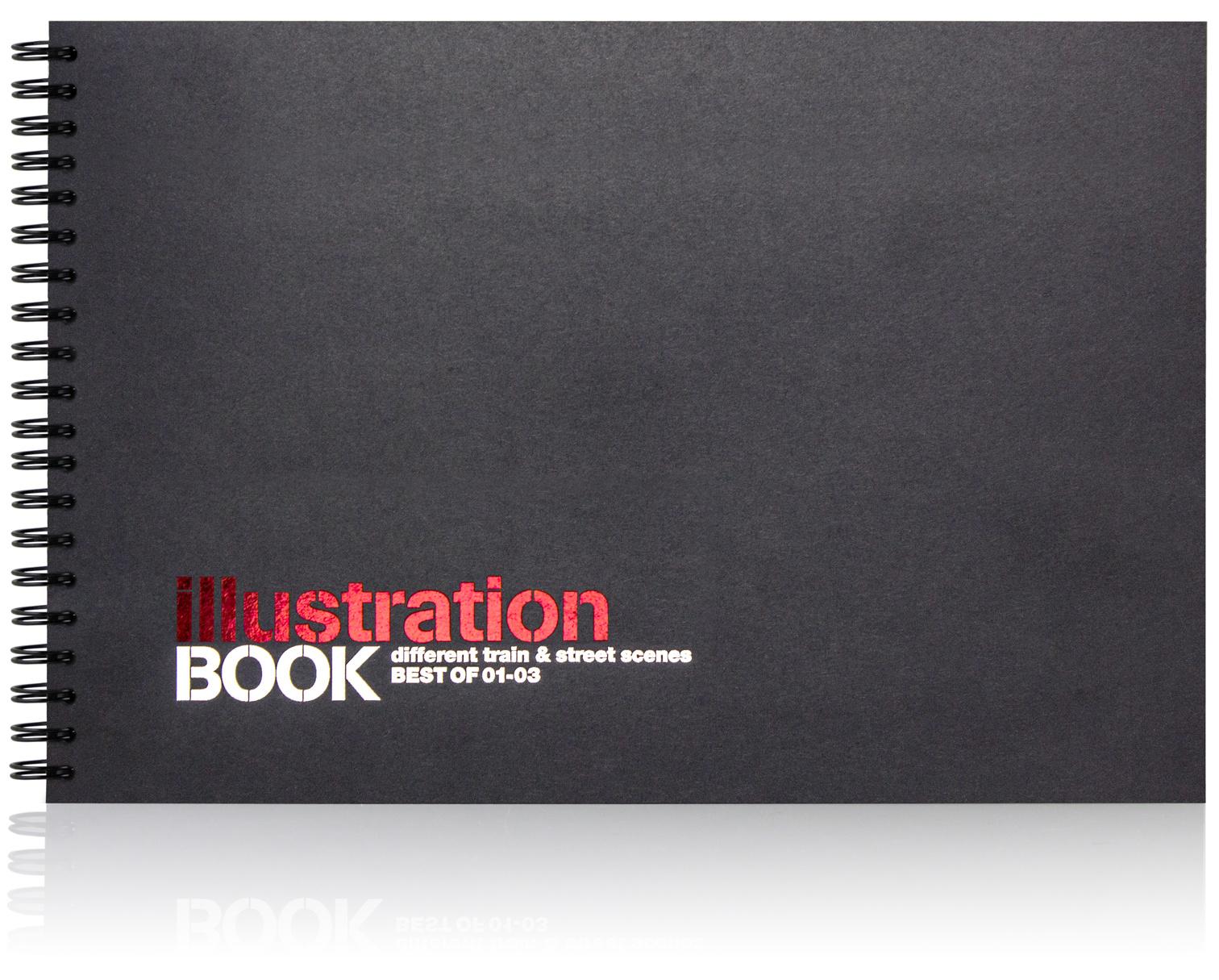 "Montana  Illustration Book Best of #1 - #3"""