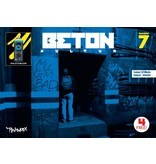 "Gratis Magazin ""Beton Kultur #7"