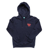 Montana CANS HOODY TAG BY SHAPIRO - Navy