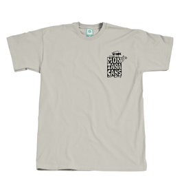 Montana CANS T-SHIRT Exterior Painters BY 45RPM - Grey