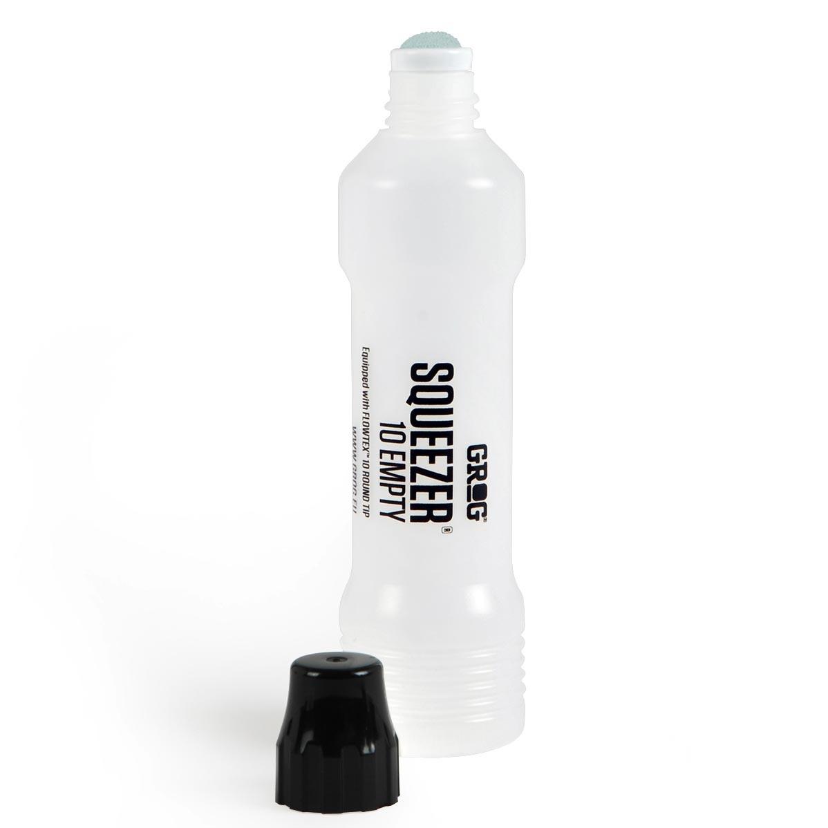 Grog  Full Metal 200 ml Nachfüllfarbe Set schwarz