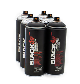 Montana BLACK 400ml Set BLACKOUT - CHROME