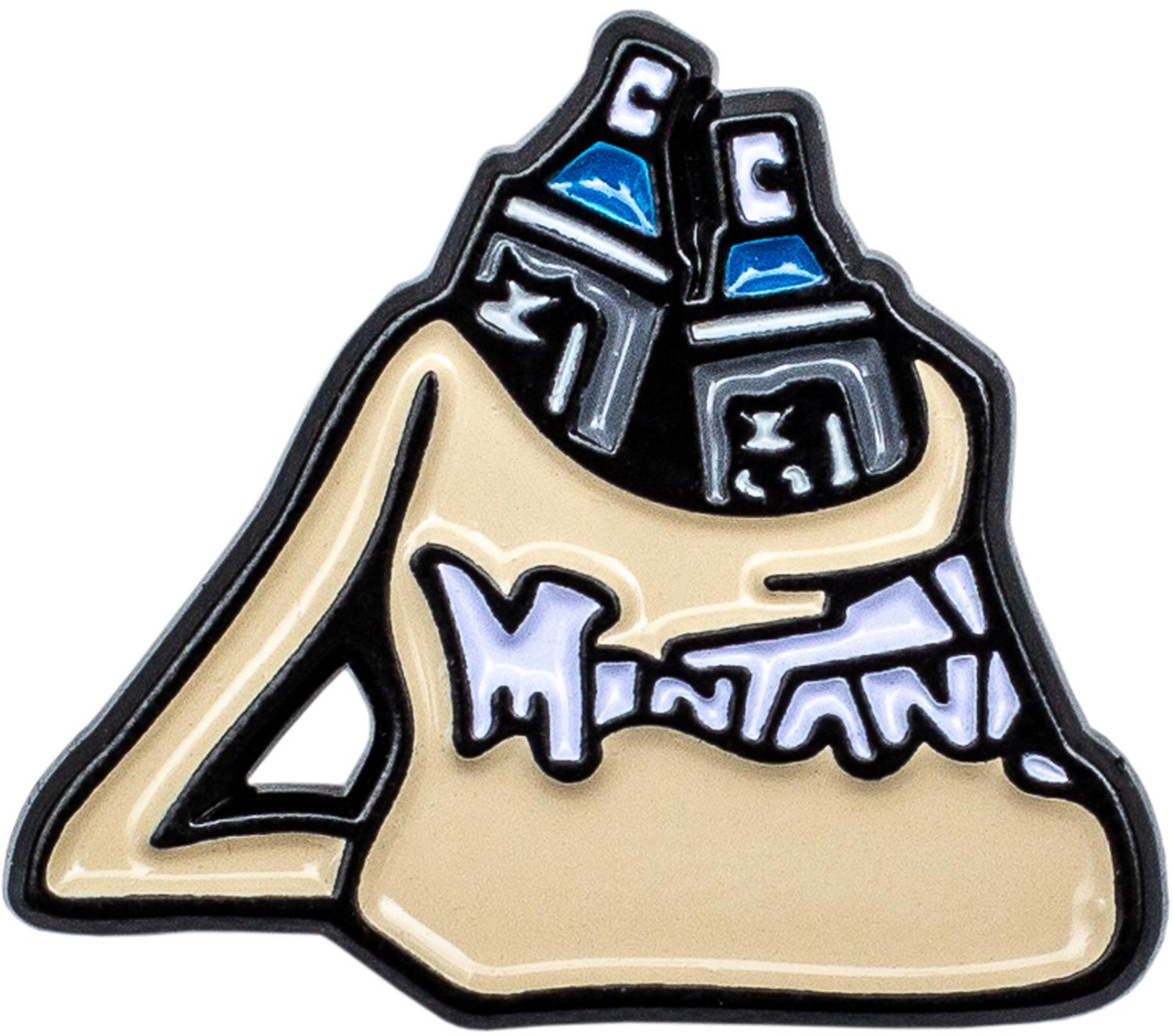 Montana Montana HIT & RUN Pin-Set by 45RPM