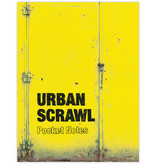 Urban Scrawl Pocket Notes Buch
