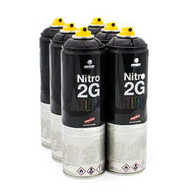 MTN Colors MTN Colors NITRO 2G 500ml Set