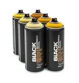 Montana BLACK 400ml Set YELLOW