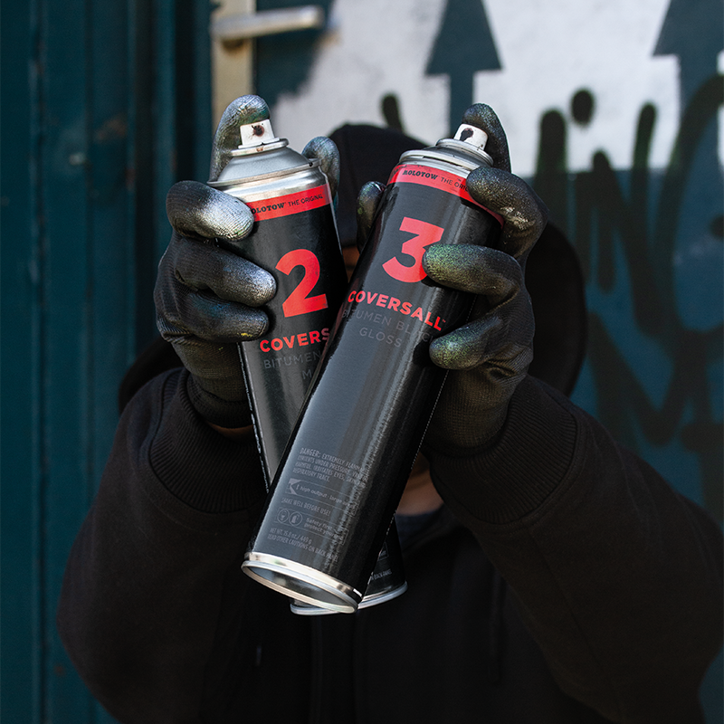 Molotow COVERS ALL 3 400-750ml Sprühdose
