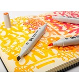 MTN Colors 94 Graphic Marker 12er Set BASIC
