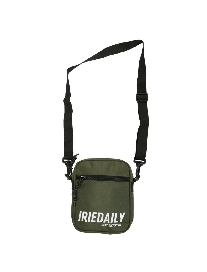 Iriedaily Team Side Bag [olive]