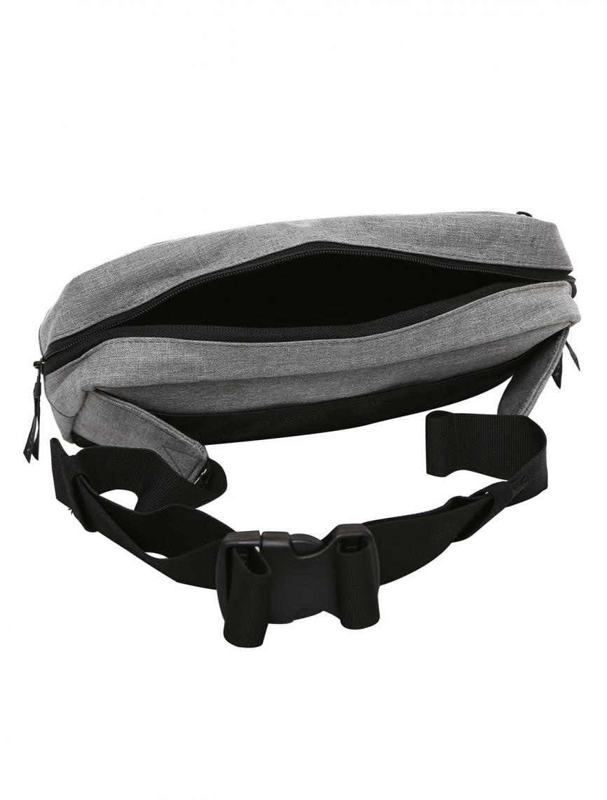 Iriedaily City Zen Hip Pack [grey-mel.]