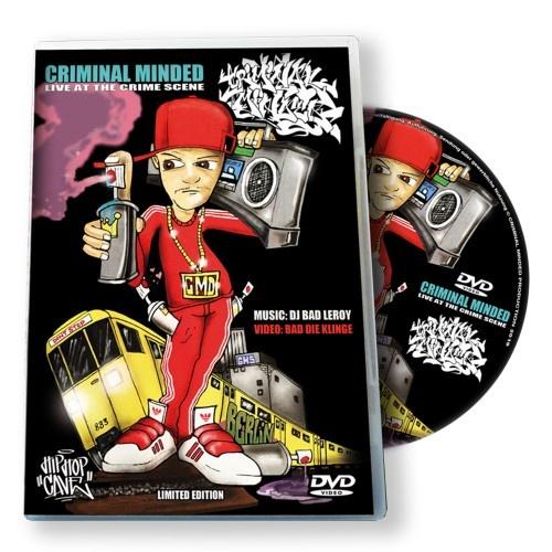CMD - Live At The Crime Scene DVD