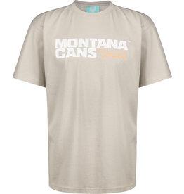 Montana LOGO T-SHIRT - Buzzard