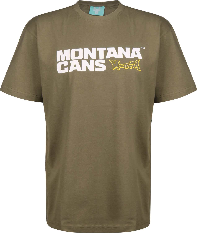 Montana LOGO T-SHIRT - Meteorite