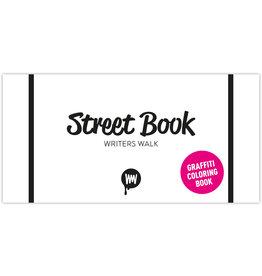 Stylefile Street Book Malbuch ( 30 urbane Kulissen zum Aufklappen )