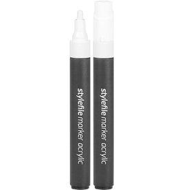 Stylefile Marker Acrylic Einzelmarker ( zufällige Farbe)