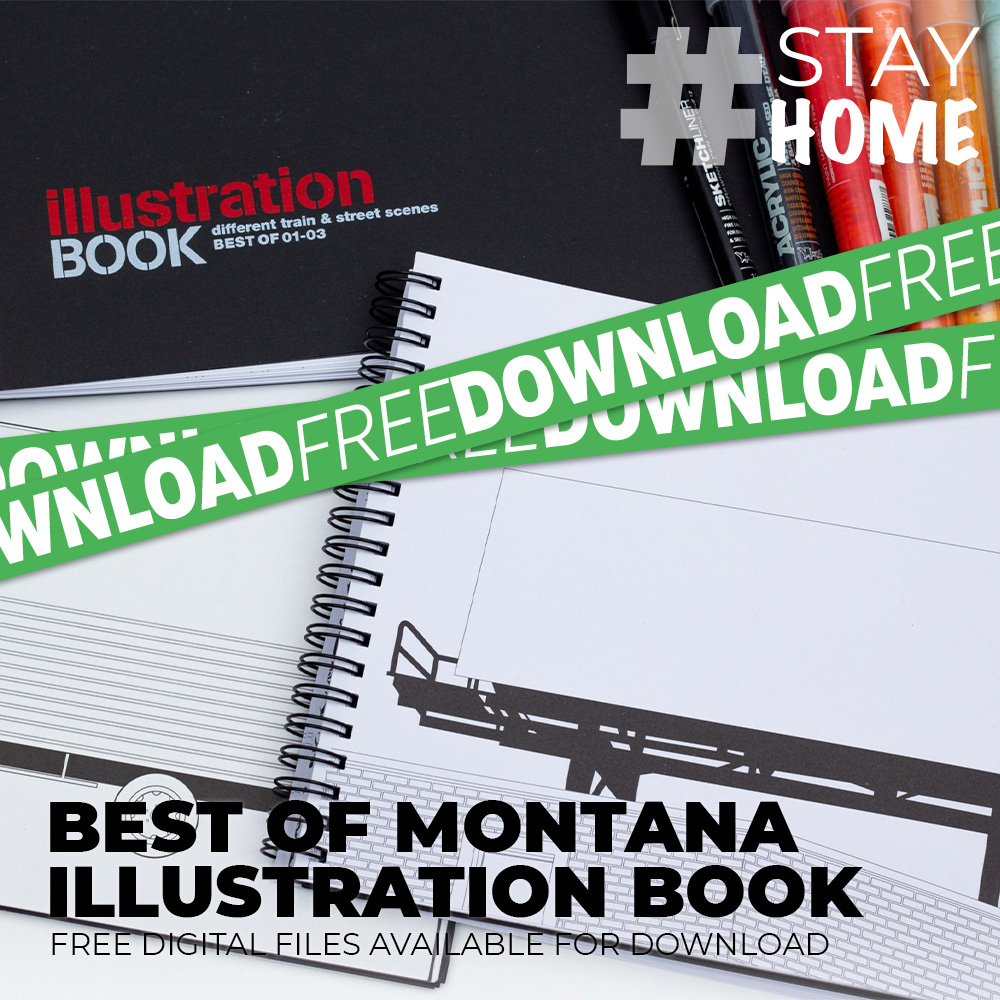 Montana Best of ILLUSTRATION BOOK free download