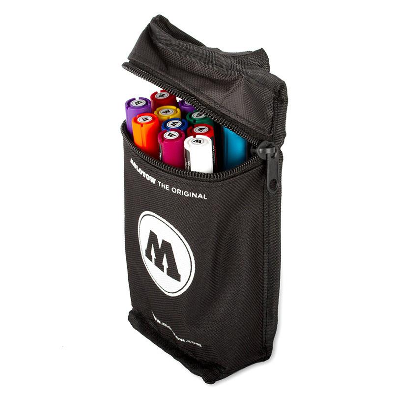 Molotow PORTABLE BAG 12er Tasche