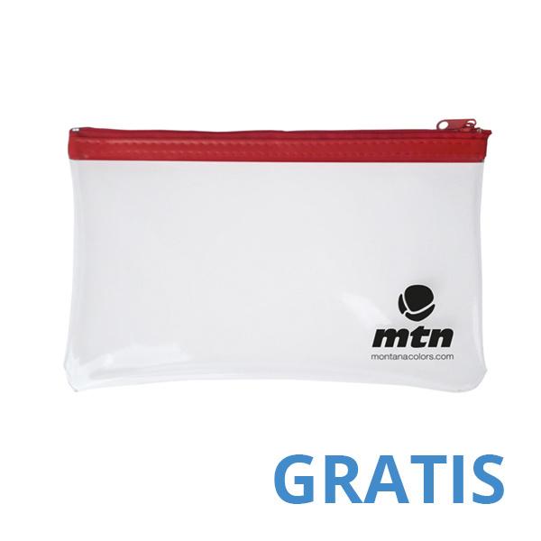 MTN Colors Transparent Case