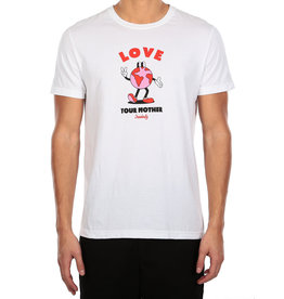 Iriedaily MOTHER EARTH TEE white