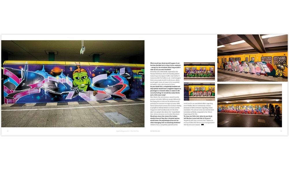 Stylefile #55 Rhein-Main Graffiti Magazin