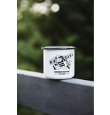 Montana Cans Emaille Tasse– EXTERIOR PAINTERS 300ml design by 45RPM