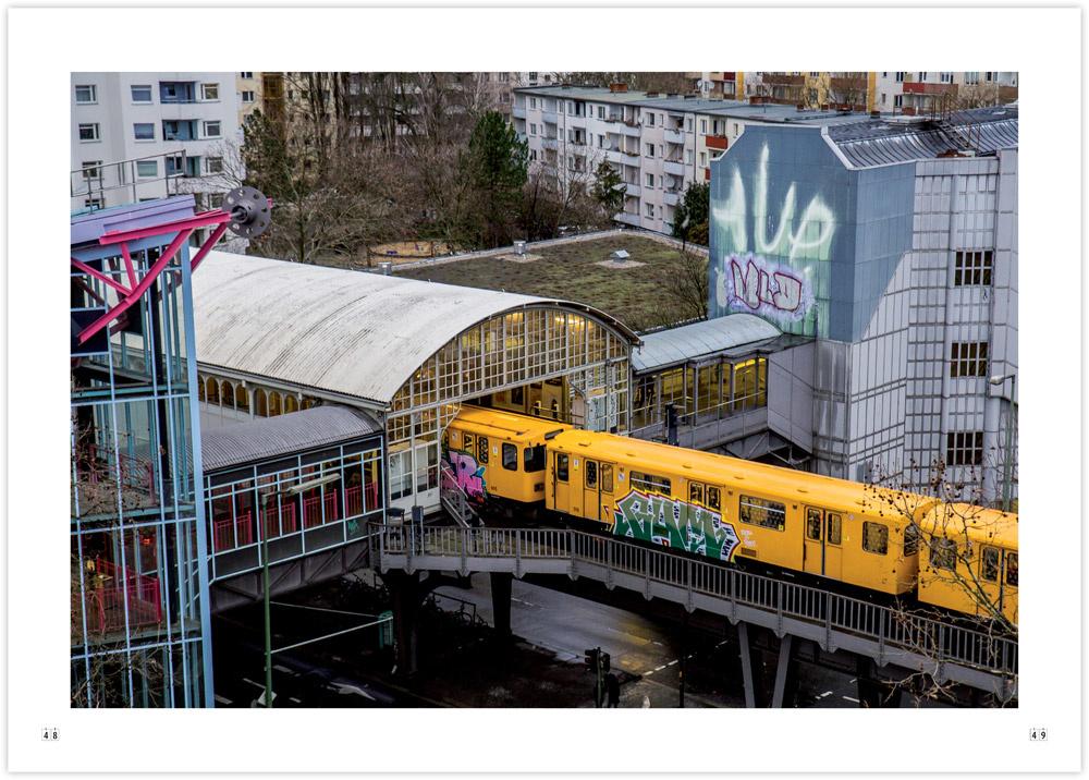Running the Highline Buch #PeterStelzig