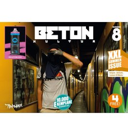 "Gratis Magazin ""Beton Kultur #8"