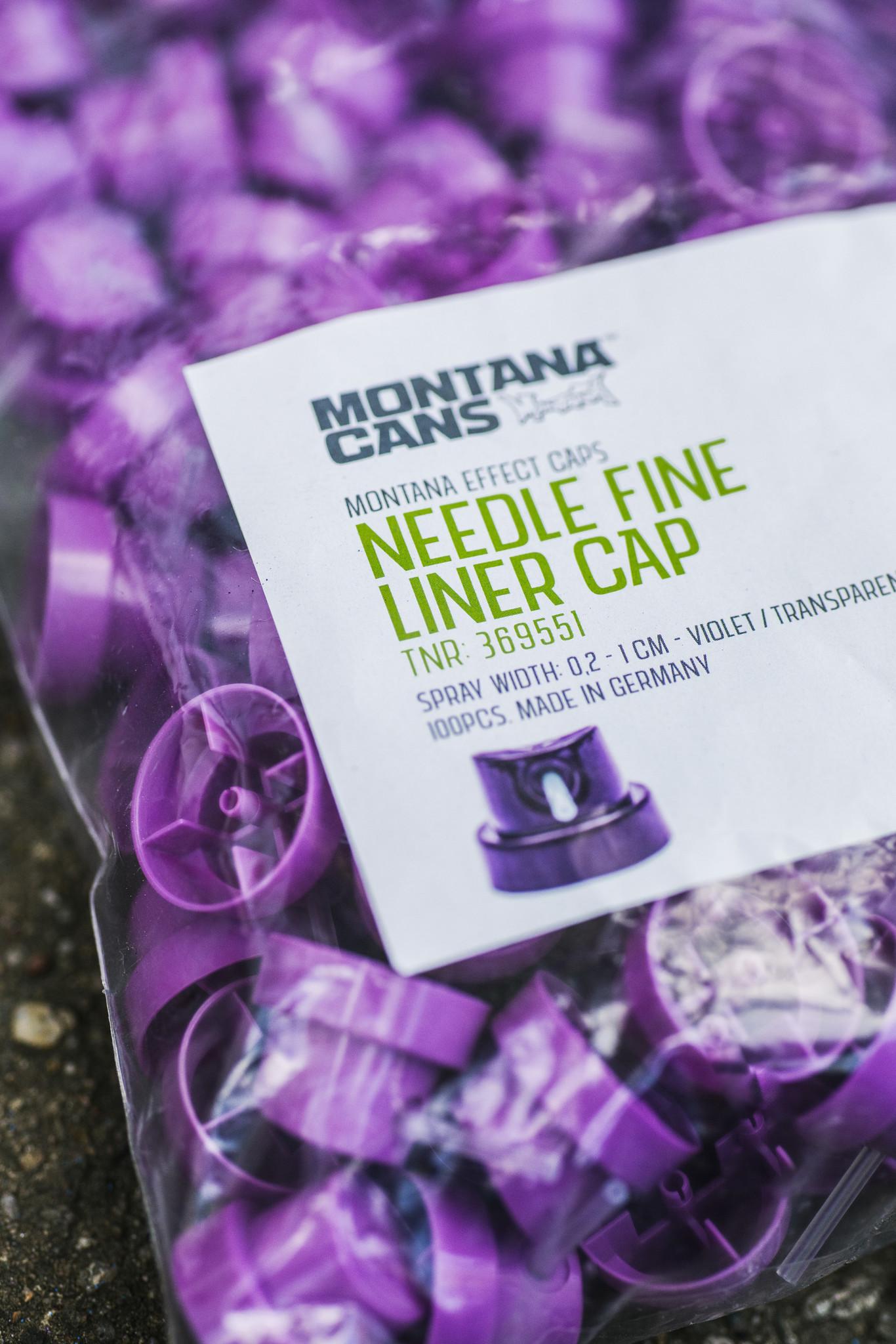 Montana Needle Cap Fine Liner