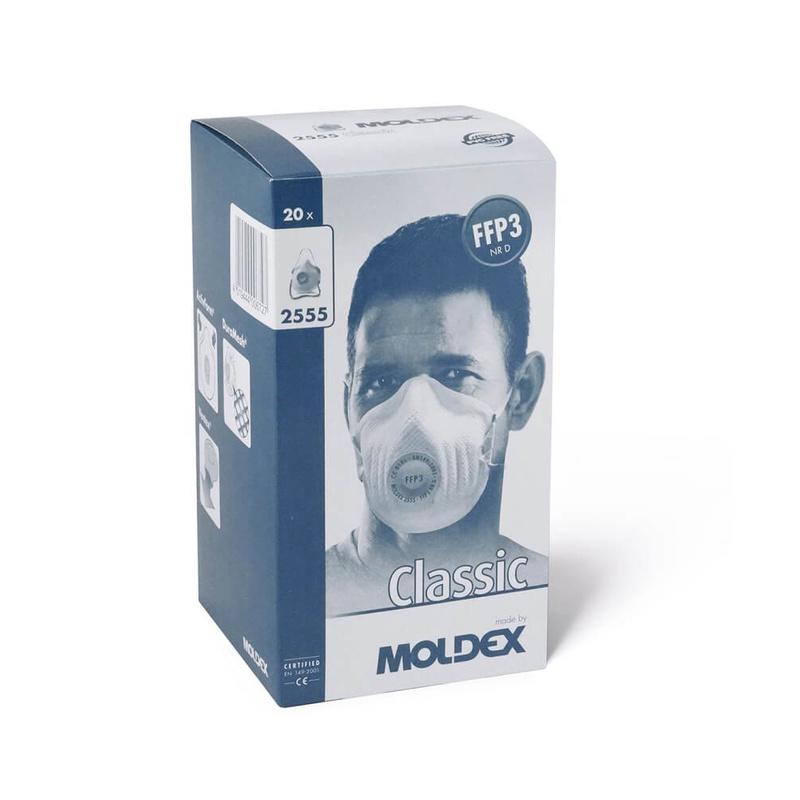 Moldex  CLASSIC FFP3 Atemschutzmaske