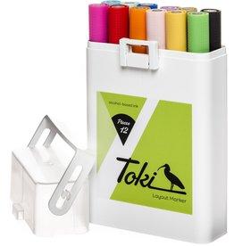 Toki Marker 12er Marker Set Main A
