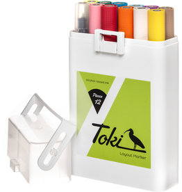 Toki Marker 12er Marker Set Main B