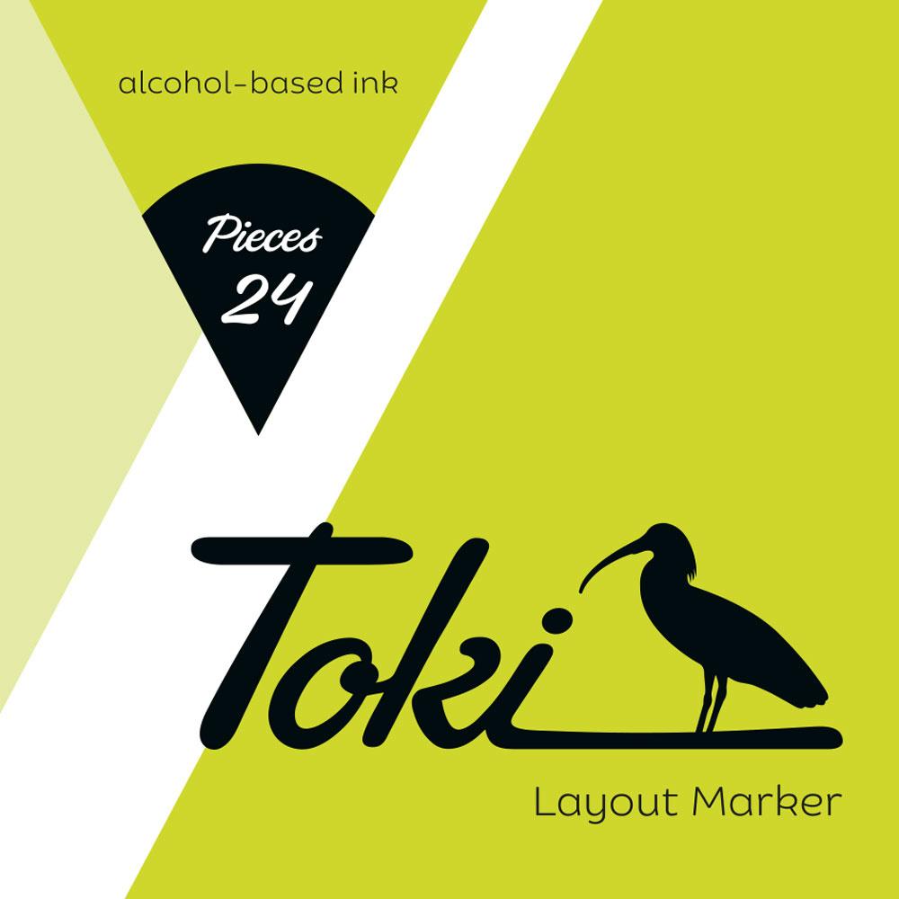Toki Marker 24er Marker Set Main A