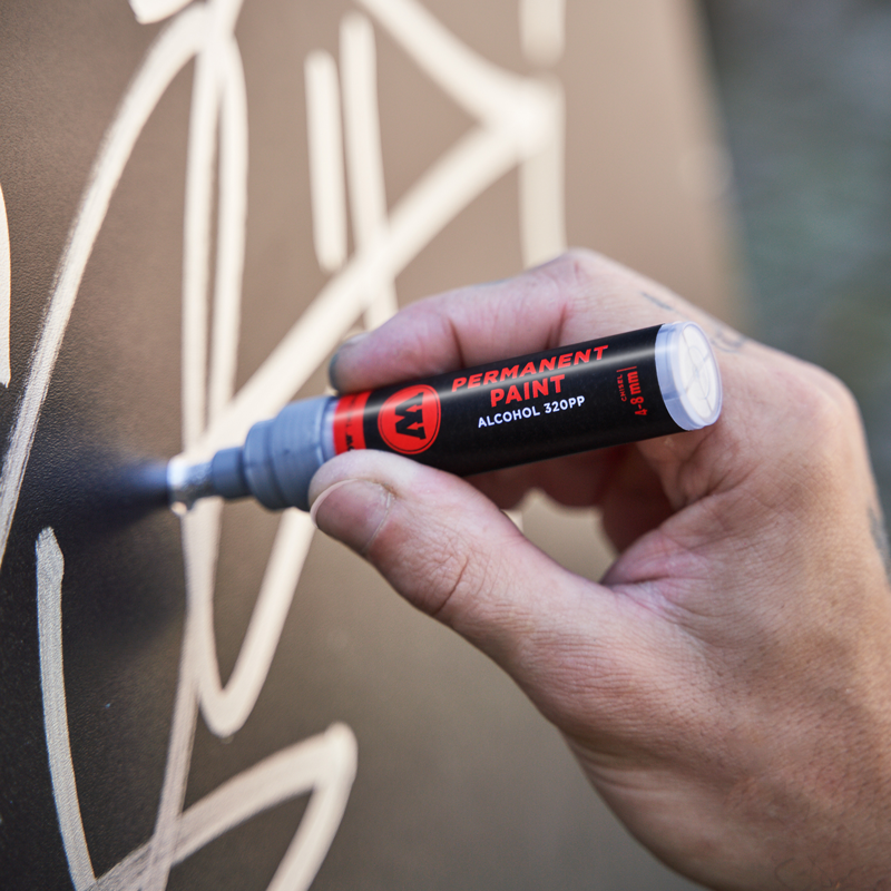 Molotow  320PP 4-8mm  Permanent Paint Marker