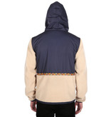 Iriedaily On Top Hood Jacket blue