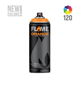 Flame ORANGE 400ml Sprühdose