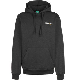 Montana Cans Hoody - Charcoal / White / Yellow