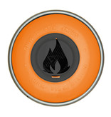 Flame ORANGE 400ml Set 1