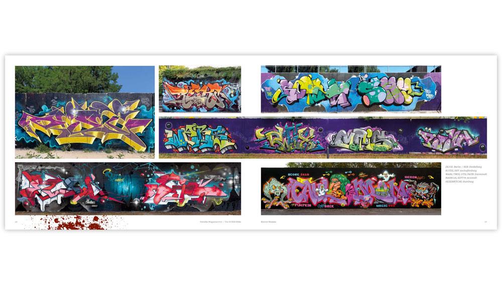 Stylefile #56 Rhein-Main Graffiti Magazin