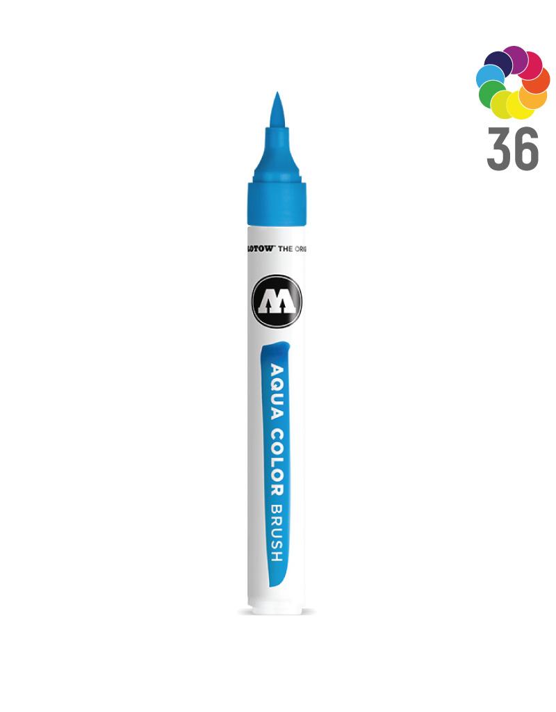 Molotow AQUA COLOR BRUSH Marker
