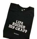 MTN Colors T-Shirt LIFE RUINED MY GRAFF