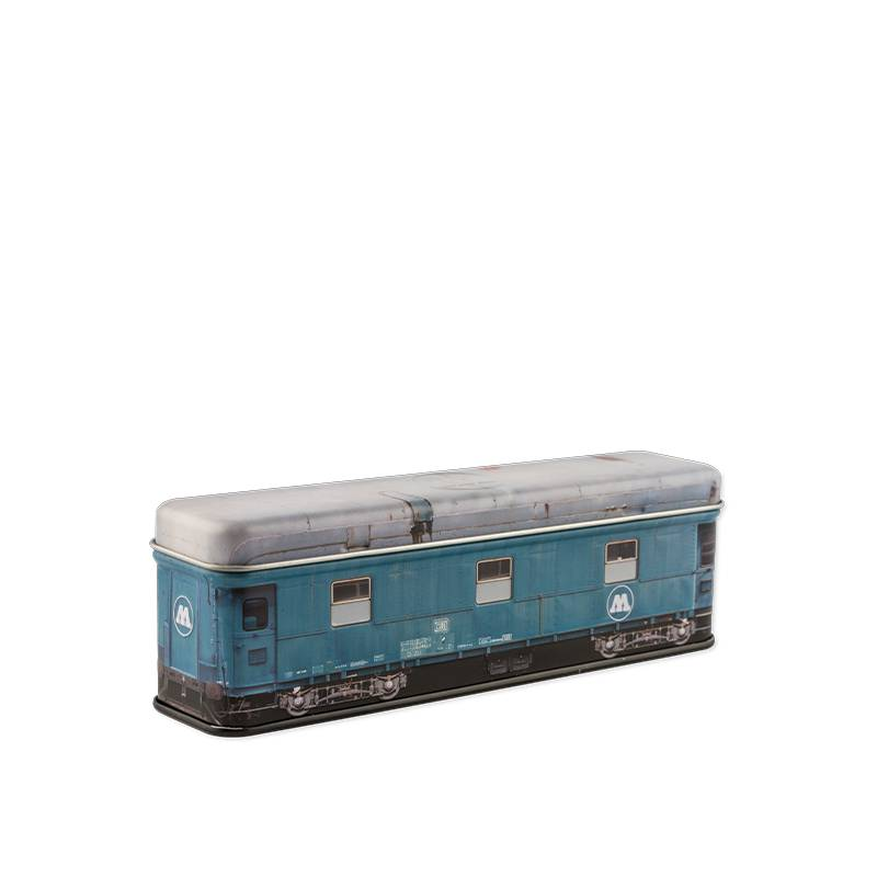 Molotow TRAIN STEEL BOX incl. 4x ONE4ALL Acrylic Twin