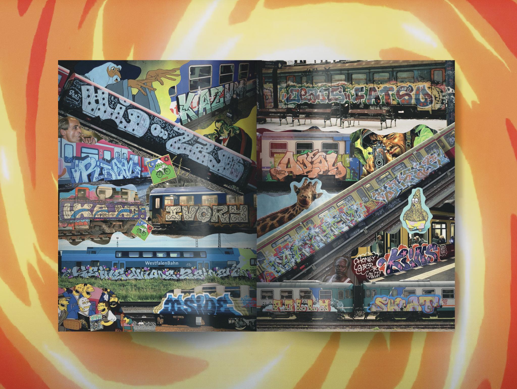 Ghetto Fever Graffiti Magazine Vol.4